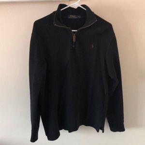 Men's Ralph Lauren Polo half zip sweater